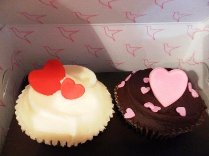 Cakes from Hummingbird Bakery. Source: The Asian Destination
