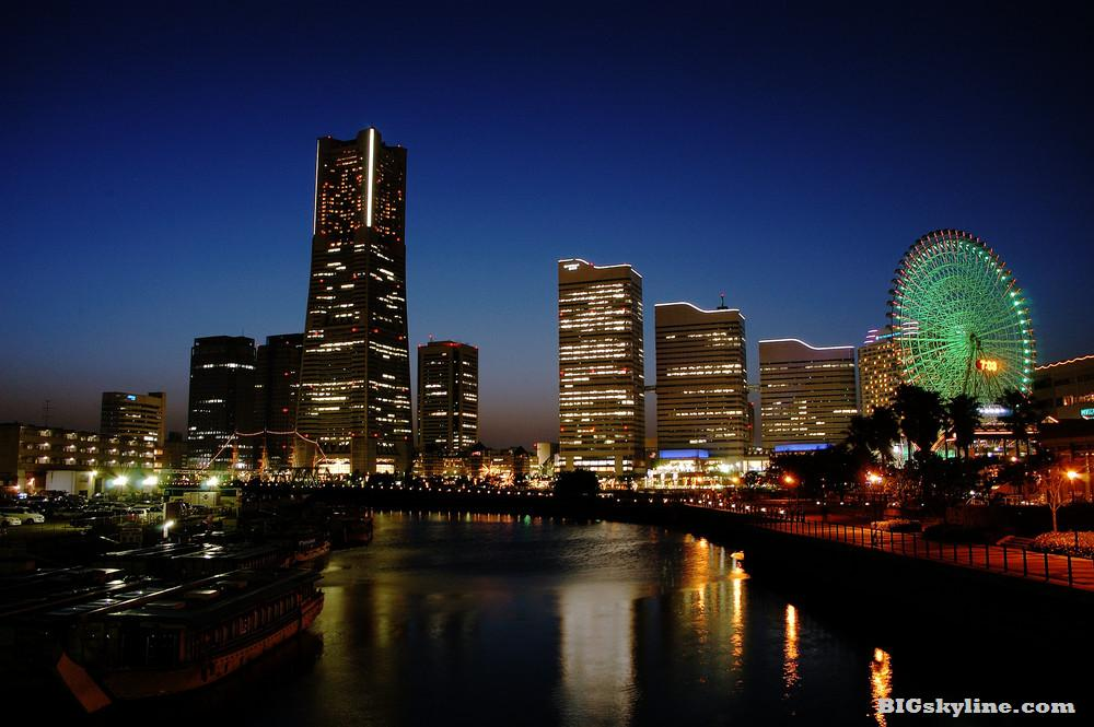 Yokohama  (Photo Source: bigskyline.com)