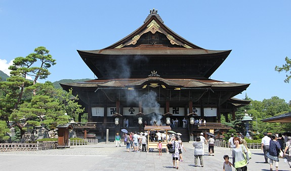 Nagano  (Photo Source: japan-guide.com)