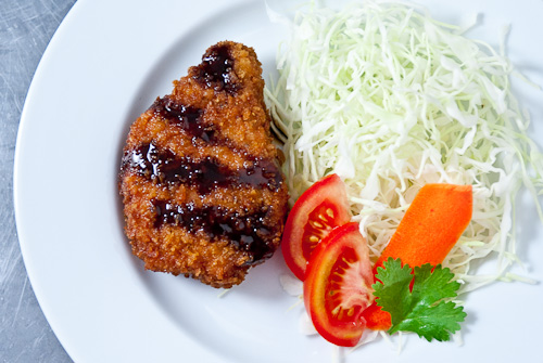 Ton-Katsu  (Photo Source: norecipes.com)