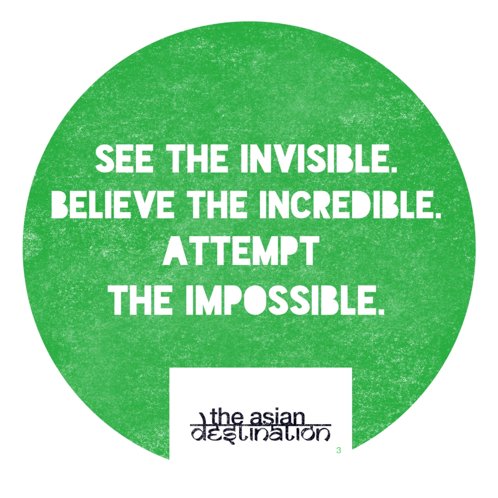 see the invisible