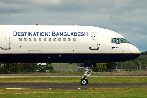 Destination: Bangladesh
