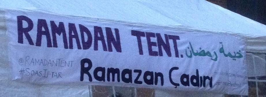 The Ramadan Tent