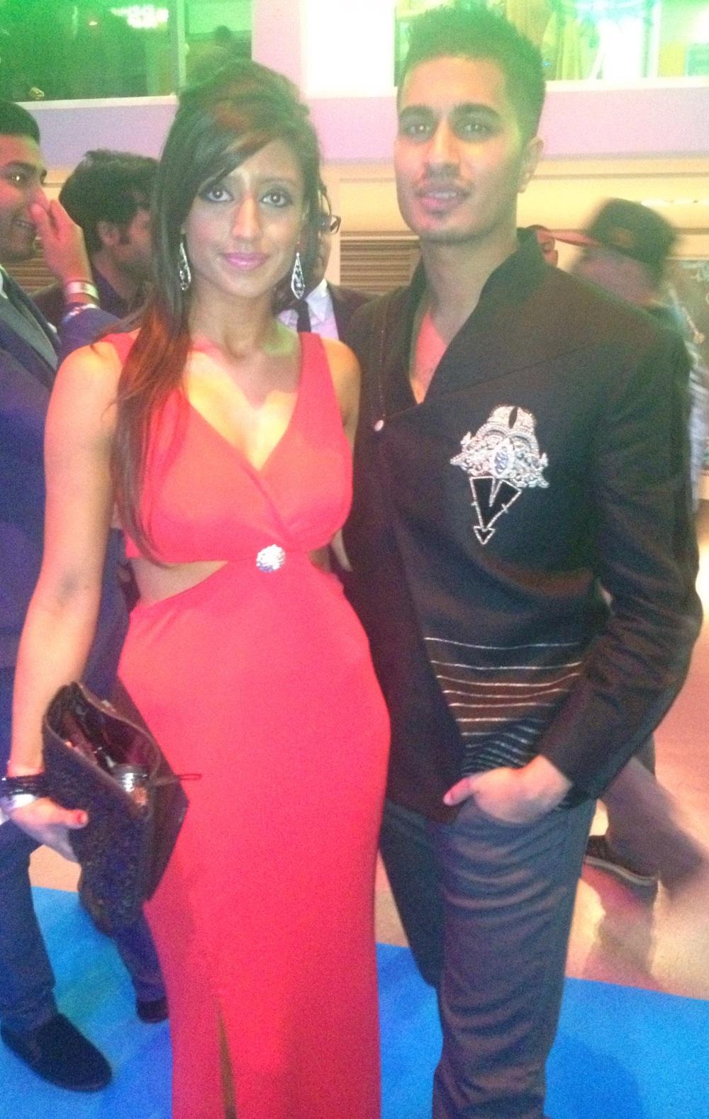 Natasha & Arjun