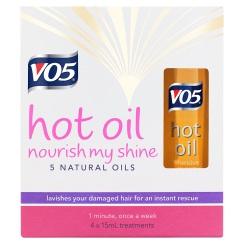 superdrug hot oil vo5