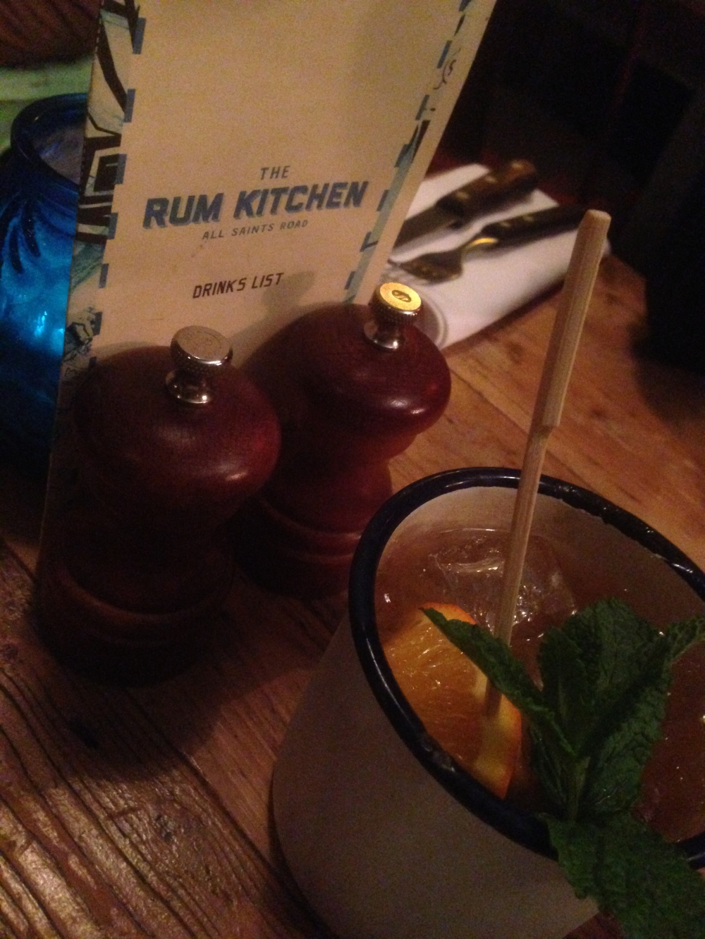 The Rum Kitchen