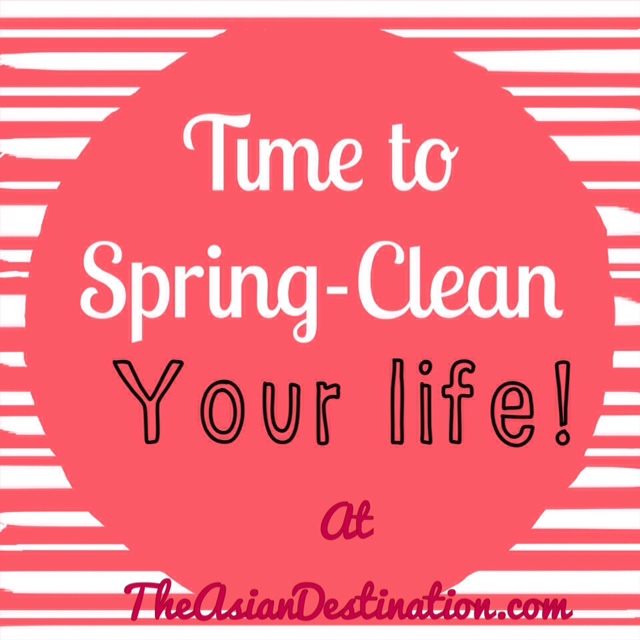 Time To Spring Clean