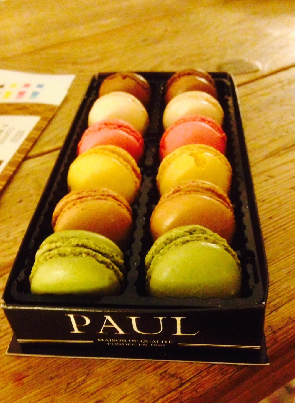 Paul's Macaroons