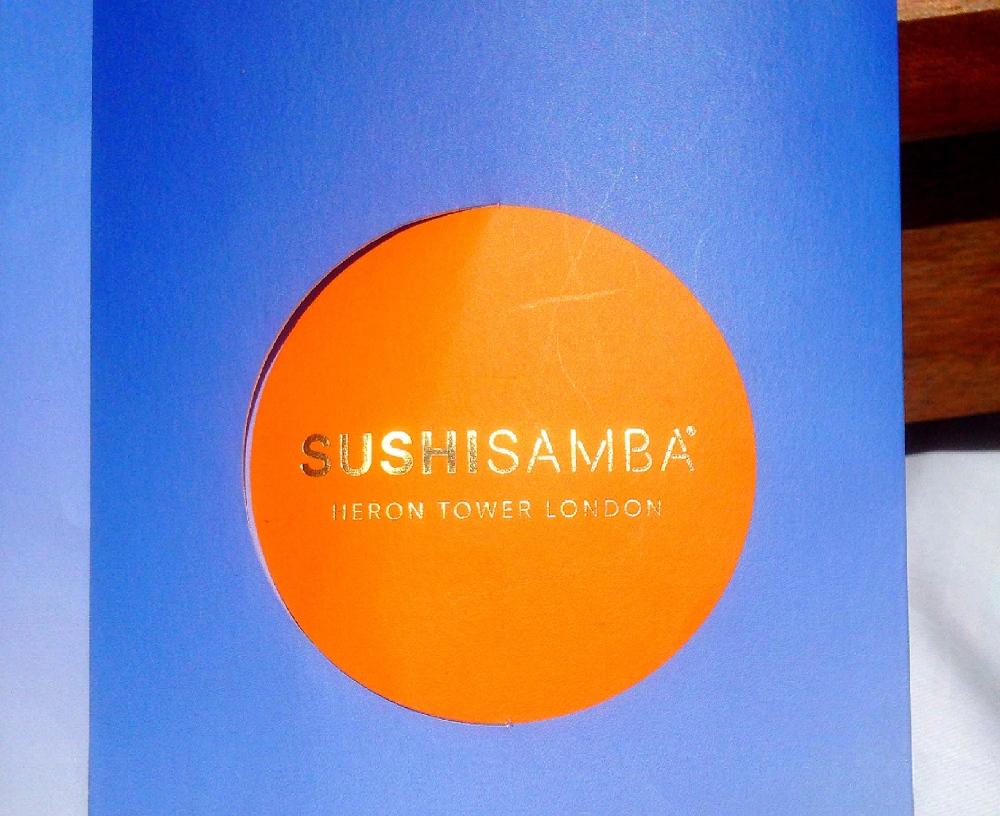 The Asian Destination :: Sushi Samba