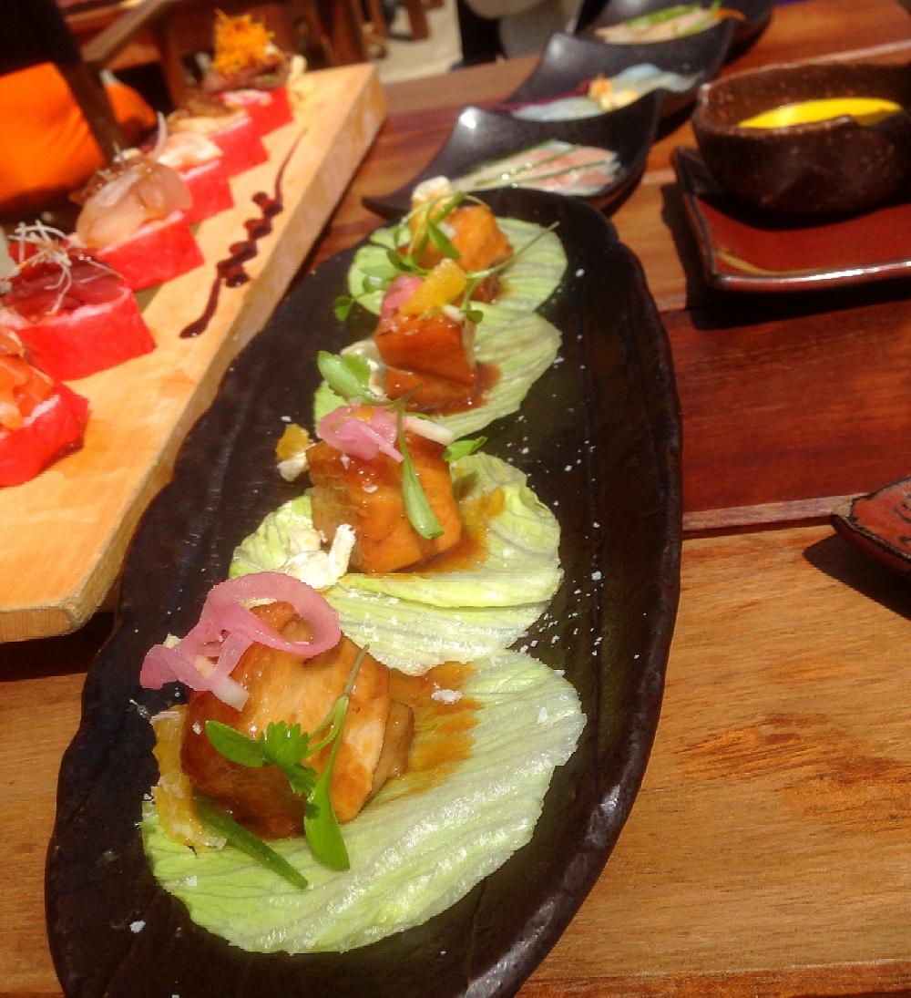 The Asian Destination:: Sushi Samba