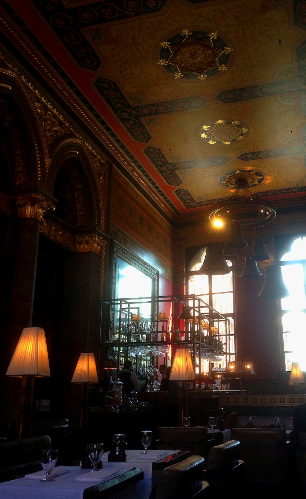 The Asian Destination :: The Gilbert Scott