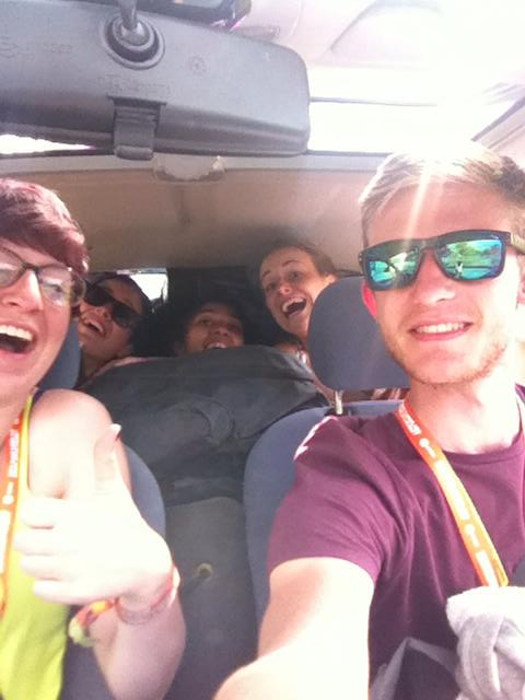 The Asian Destination:: Glastonbury 2014