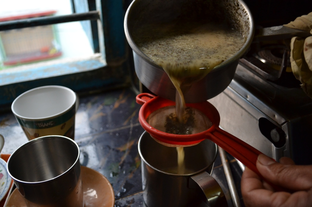 The Asian Destination :: The Perfect Cup of Chai