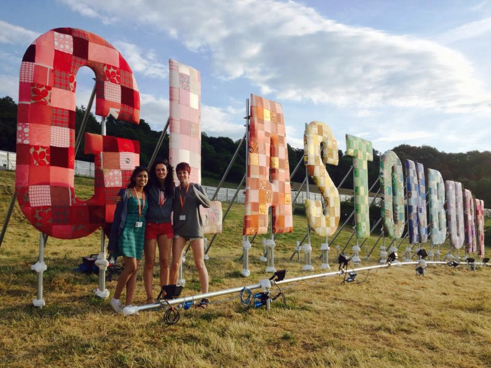 The Asian Destination :: Glastonbury!