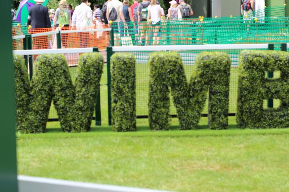 Camera Wars at Wimbledon