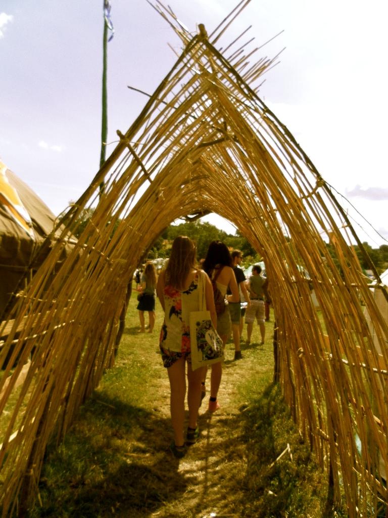 The Asian Destination :: Glastonbury 2014