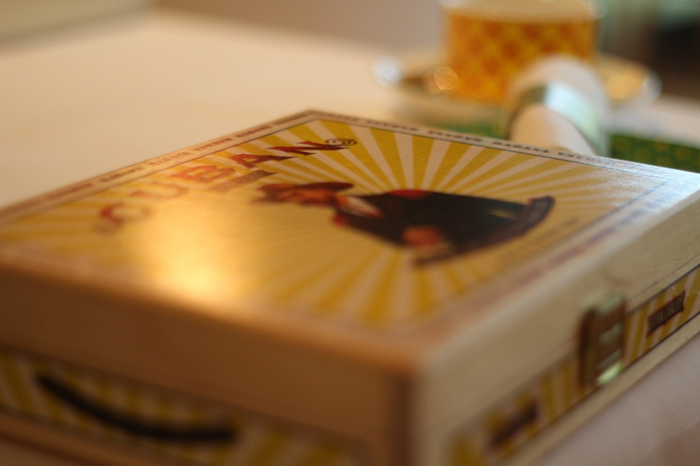 The Asian Destination :: Afternoon Tea at Asia de Cuba